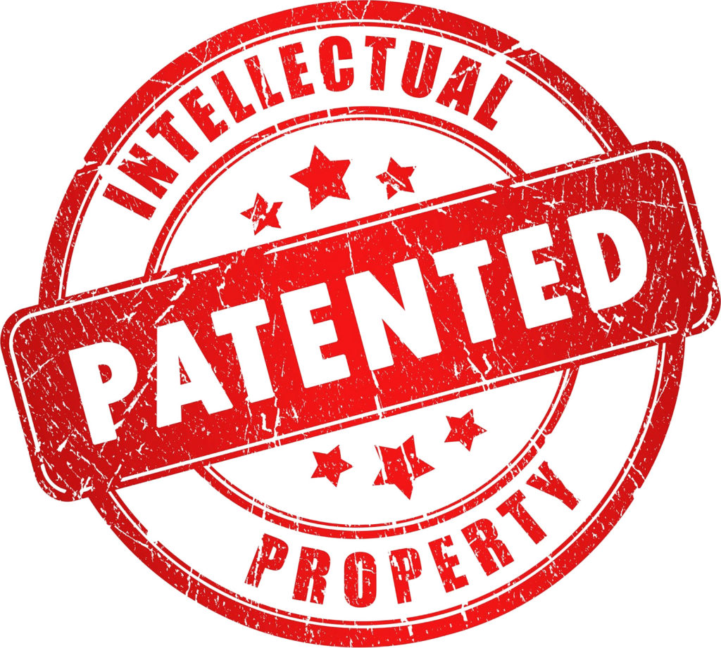 Intellectual Property Patented