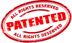 Patented - All Rights Reserved